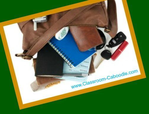 substitute teacher bag of tricks The Subs Bag o Tricks