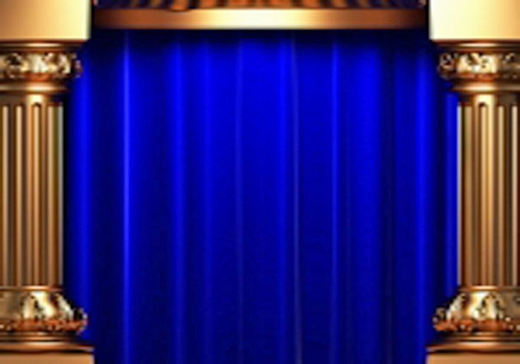 Image result for animated stage curtains gif  PIP frames
