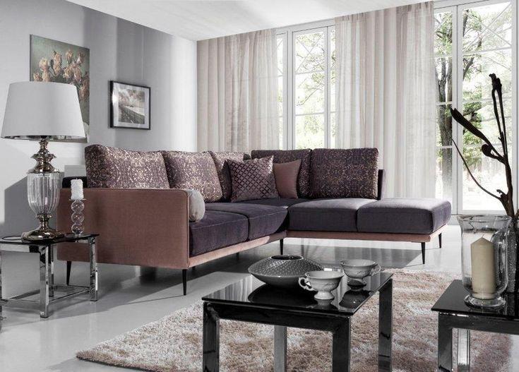 Die besten 25+ Sofa wohnlandschaft Ideen auf Pinterest Paletten