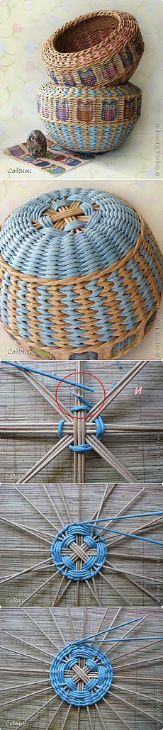 master class em cestas de tecelagem bottoms