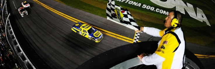 """Sunday the 24th is the biggest race of the year and it's in Daytona! The Daytona 500, Referred to as """"The Great American Race"""". People all over the states come out for this! Get your tickets and have the time of your life!"""