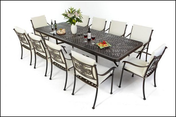 Dining Room12 Seat Outdoor Dining Table 12 Seat Outdoor Dining Fair Dining Room Table For 12 Decorating Inspiration