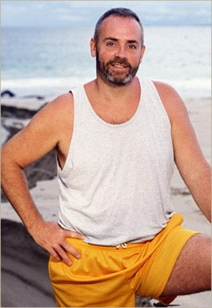 RICHARD HATCH  - Survivor Borneo (Season 1)  - Survivor All Stars (Season 8)