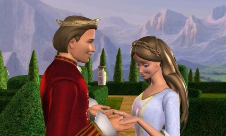 Princess and the Pauper - Erika and Dominic