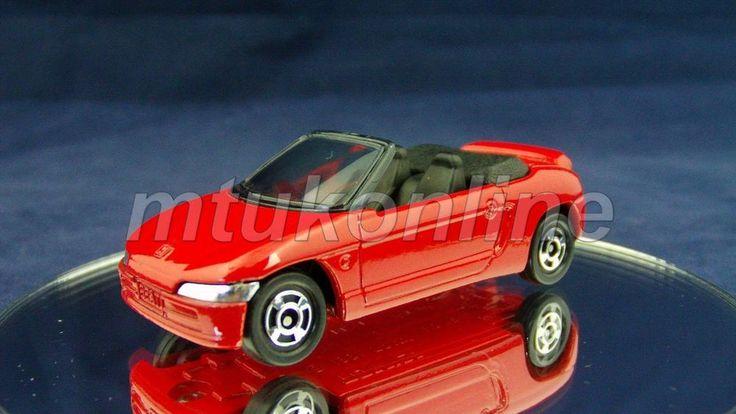 TOMICA 72 HONDA BEAT 1991   1/50   JAPAN   072B-7   NO BOX