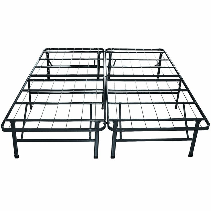 twin extra long metal platform bed frame with storage space quality house