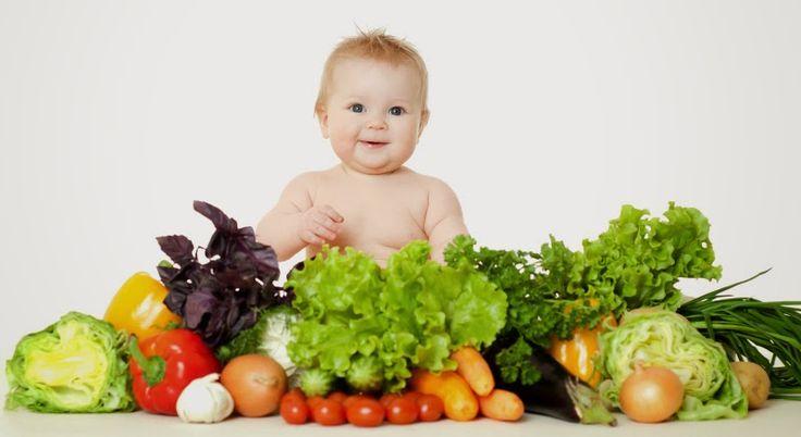 Quando dar alimentos sólidos e como?!