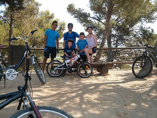 Banys de Lluna 2013 - Excursions en bicicleta | Flickr: Intercambio de fotos