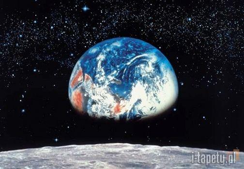 Fototapeta Earth l Moon 8-019