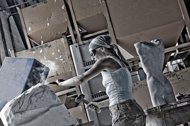 Lo spazio espositivo Sopra le Logge di #Pisa apre all'Arte al femminile.
