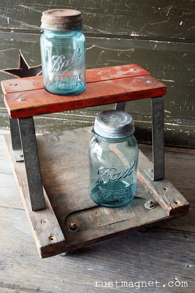 Step Stool Casters Woodworking Projects Amp Plans