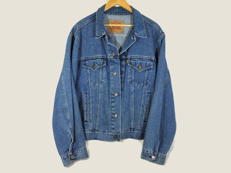 52 best DENIM images on Pinterest | Vintage clothing, Jean jackets ...