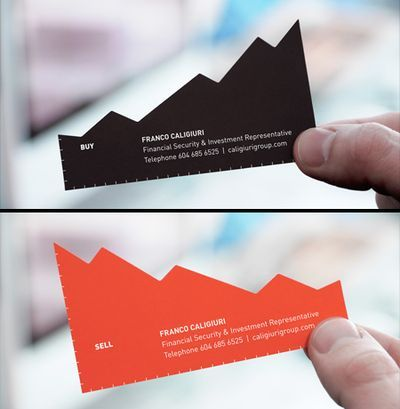 8 best bad ass business cards images on pinterest business cards clever financial business cards reheart Image collections