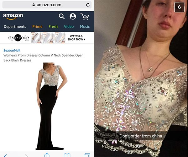 If you're into prom, then you know that one of the biggest things about the night isthe dress you're wearing.You want your look to be trendy, yet unique.You want to look amazing, so that you feel the need to take a minimum of one thousand selfies.And you want to do this without spending a lot.Taking all of that into consideration, it's easy to see why so many girls fall into the trap of buying cheap dresses online and thenexperience major prom dress fails.