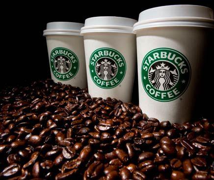 Многоразовые пластиковые стаканчики в сети кофеен Starbucks - защита лесов от вырубания...