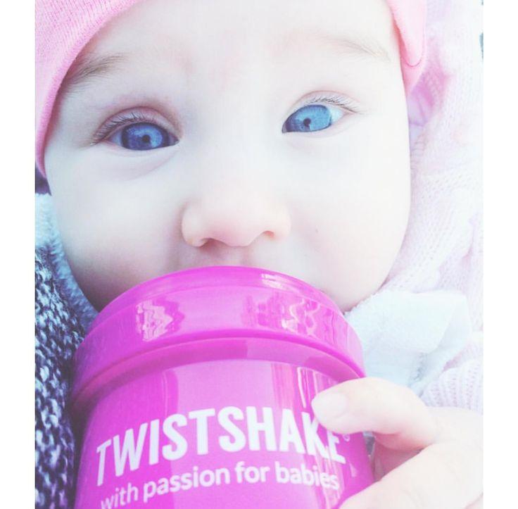 Hello cutie! #twistshake