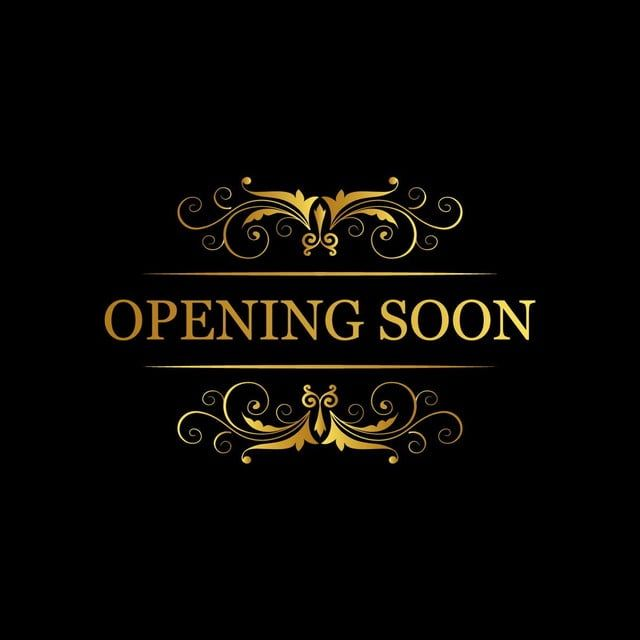 Opening Soon Banner Banner Icons Soon Opening Png And Vector With Transparent Background For Free Download Banner Vector Grand Opening Banner
