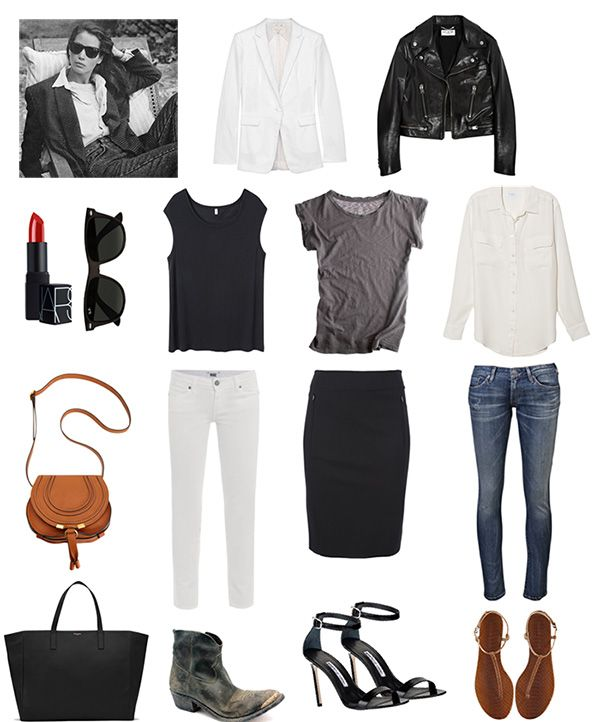 Style - Minimal + Classic: Great essential pieces to mix & match