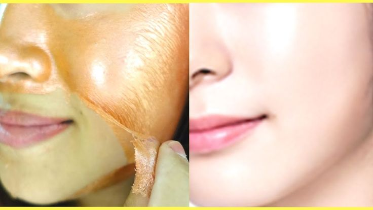 Permanent Skin Whitening With Tomato Peel Off Mask | Get Milky White & Crystal Clear Spotless Skin - YouTube