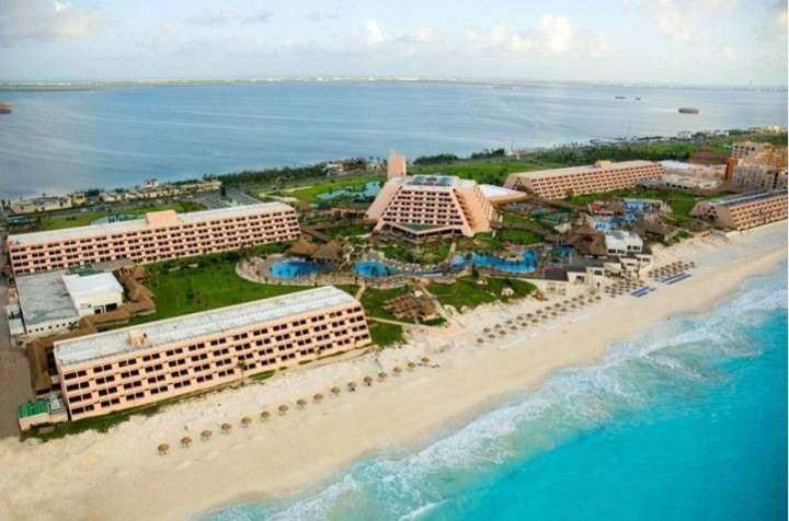 Oasis Cancún. 1er Lugar en categoría Hoteles Todo Incluido. #Hoteles #Viajes #Cancún #Playa