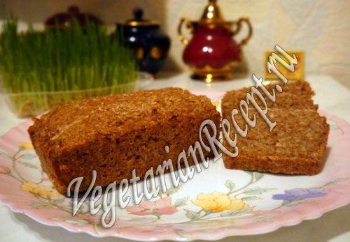 хлеб из пророщенной пшеницы