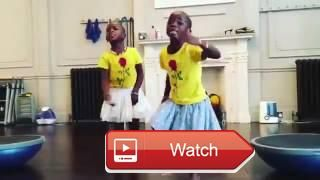 Madonnas Daughters Singing Dancing To Shakiras Waka Waka  Madonna just posted this video of her daughters dancing to Shakira's Waka Waka on her instagram ADORABLE SUBSCRIBE