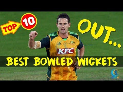 10 Shaun Tait Best Deliveries In Cricket History - Best Bowled Wickets