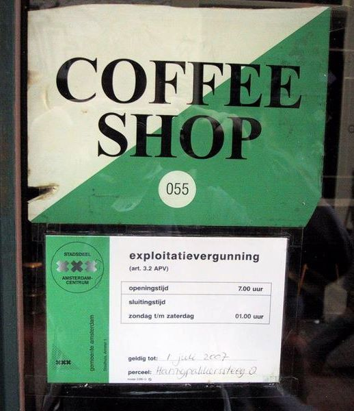 Amsterdam Coffeeshop Dos and Don'ts: DON'T: Confuse 'Coffeeshop' with 'Koffiehuis' or 'Café'