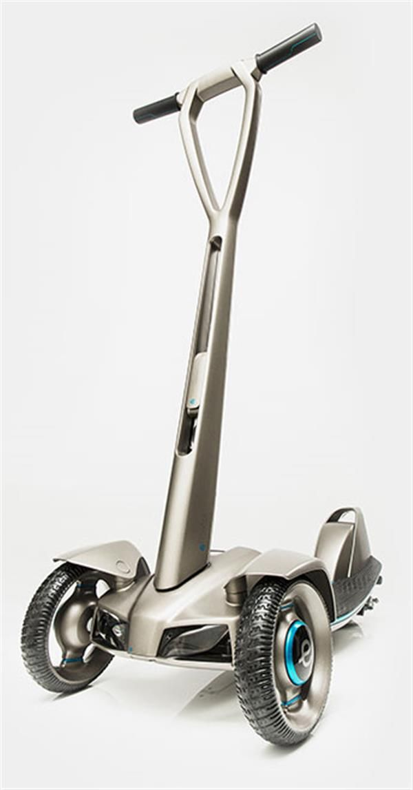 German start-up Floatility has designed a light-weight, solar-powered, electric scooter to redefine modern commuting, and has said that Stratasys FDM and PolyJet 3D Printing solutions were absolutely integral to creating the functional prototype that brought their product from development to launch.