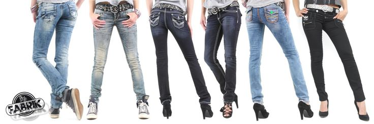 Stylelische Damen Jeans  Hier ansehen: http://www.stylefabrik-fashion.de/Cipo-Baxx-Damen-Jeans-Hosen-Jeanshosen