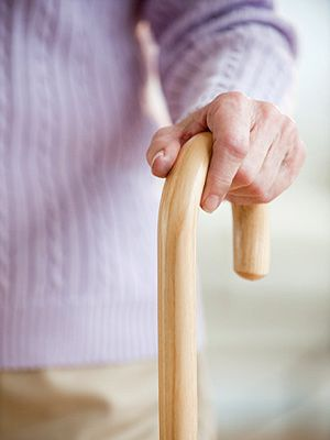 Constantly tripping over your own two feet? Everyone falls now and again but frequent falling could be an early signal of Alzheimer's disease, according to new research. The researchers, who presented the study at the Alzheimer's Association International Conference in Paris, looked at brain scans of 125 older adults and also asked them to keep track of how often they slipped and stumbled during an eight-month span. Those who showed signs of Alzheimer's also happened to fall down more often.
