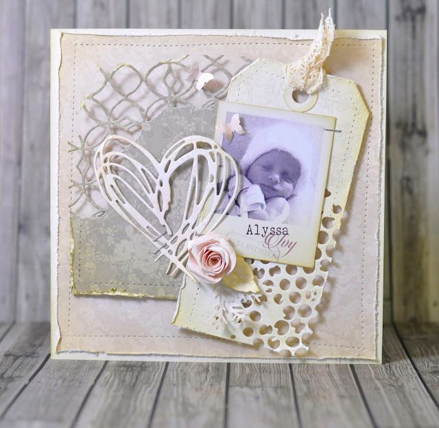 Marvelous Sizzix Card Making Ideas Part - 10: Sizzix.co.uk - Blogs - Pete Hughes · Baby CardsCard IdeasMr ...