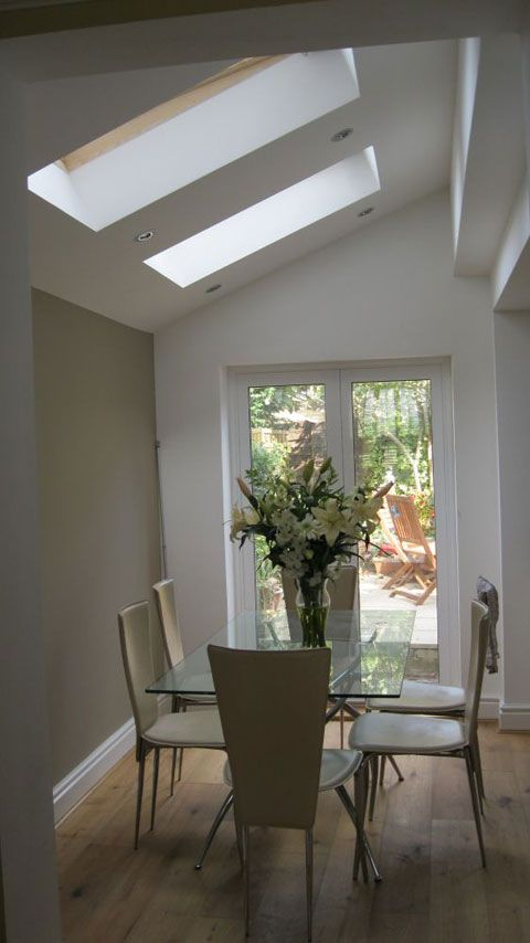 side kitchen extension - Google Search