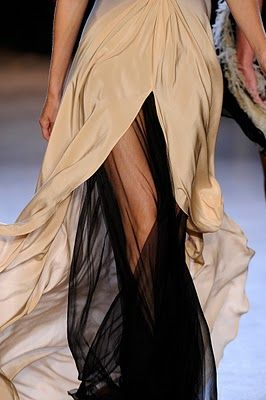 Simple Everyday Glamour: Fabulous Feathers and Chiffon