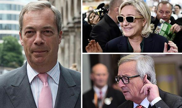 How euroscepticism is RIPPING the EU APART: Shock poll shows unstoppable populist surge