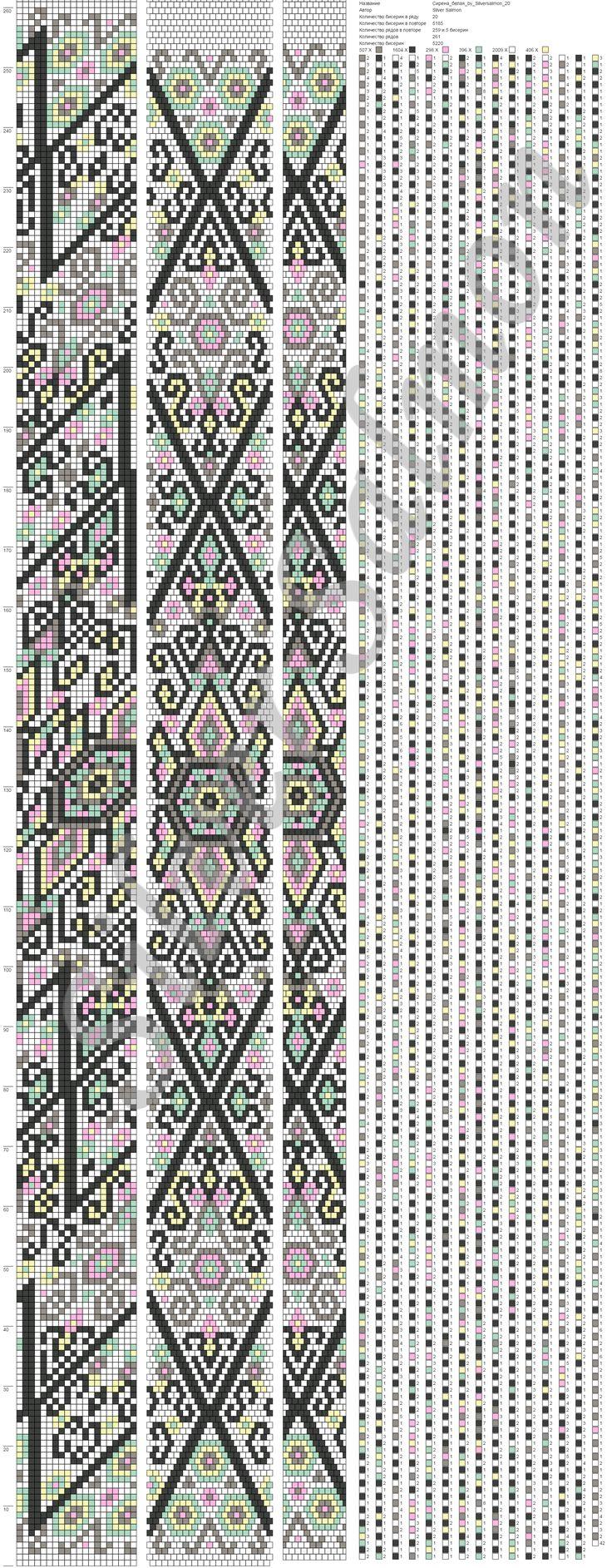 564 besten Häkelketten Muster 20 Bilder auf Pinterest | Handsticken ...