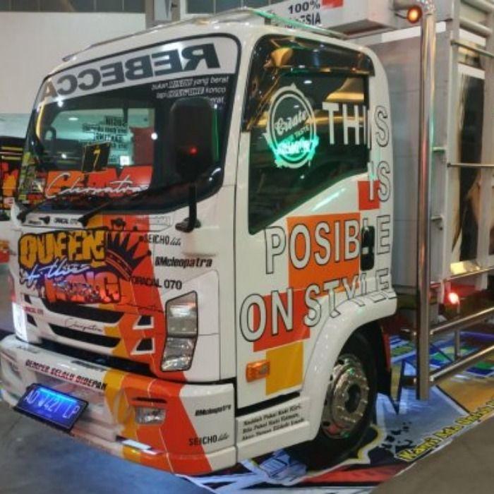 Pin Oleh Modifikasi Mobil Indonesia Di Modifikasi Truk Indonesia Modifikasi Mobil Truk Mini Cooper