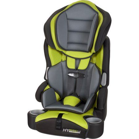 Baby Trend Hybrid LX 3-in-1 Booster Car Seat, Kiwi, Green
