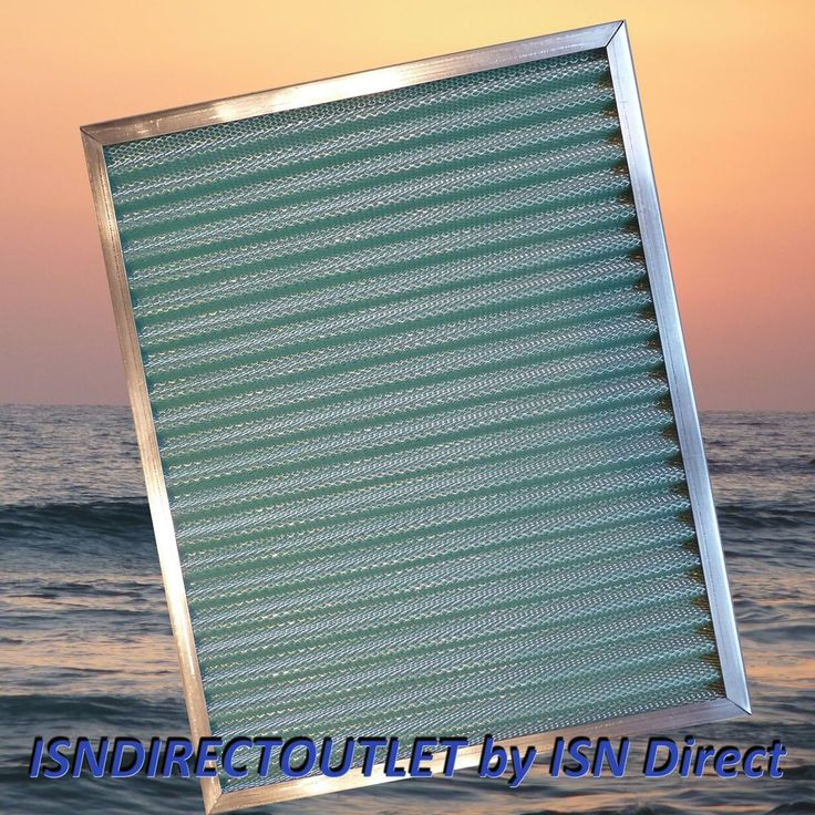 The ULTIMATE Washable Permanent Home Furnace AC Air Filter ALL SIZES  Reusable! #SmithFilterCorp