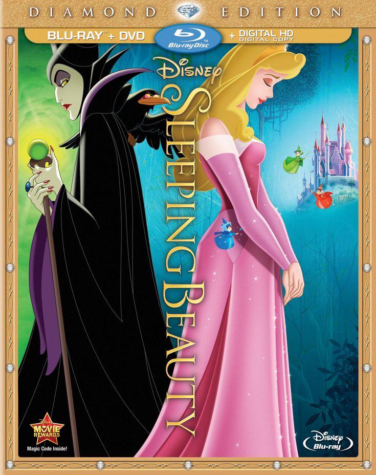 Sleeping Beauty Diamond Edition is a Gem for Disney Film Collectors