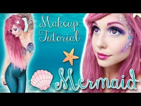 Disney Little Mermaid Makeup Tutorials, How to Beauty Looks | Teen.com