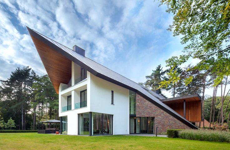 Ein einzigartiges Haus