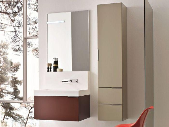 badezimmerschrank ideen f r eine geschmackvolle. Black Bedroom Furniture Sets. Home Design Ideas