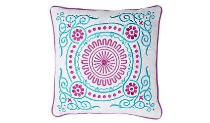 Cojin Romantico Roma Lila. Visítanos en tuakiti.com #cojin #cushion #romantico #romantic #roma #rome #lila #lilac #decoracion #homedecor #hogar #home #tuakiti