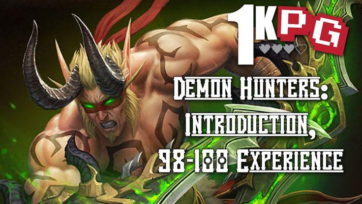 Legion Demon Hunter Introduction #worldofwarcraft #blizzard #Hearthstone #wow #Warcraft #BlizzardCS #gaming