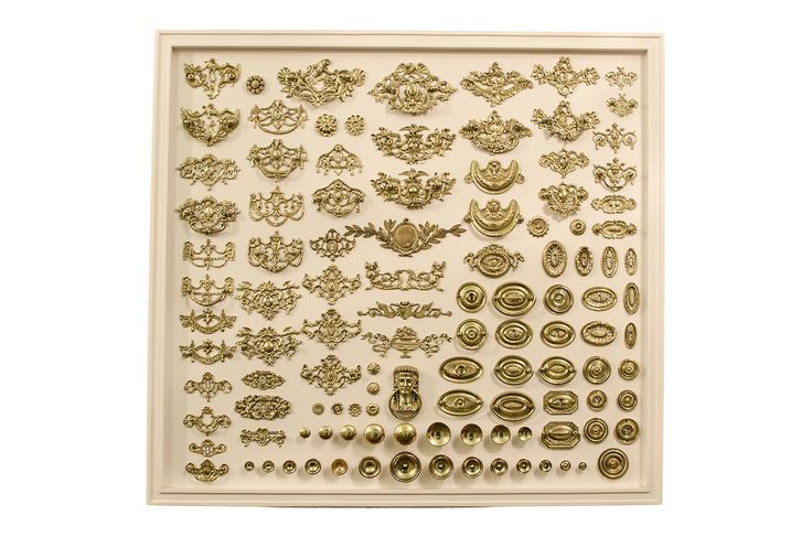Gold plated products from Casa Achilles in Board 5