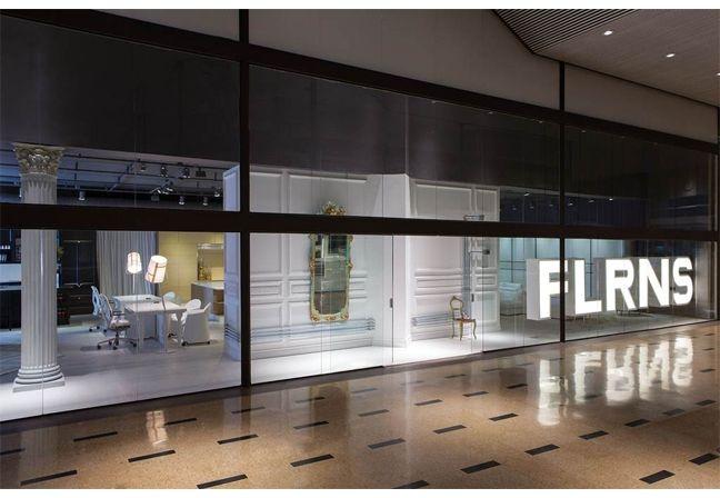 Como um pedaço de NY em SP, a nova loja da Florense, assinada por Henrique Steyer, encanta.