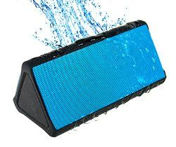 Outdoor Waterproof Speakers For Pool And Patio Party Fun. Itu0027s Small And  Portable So You