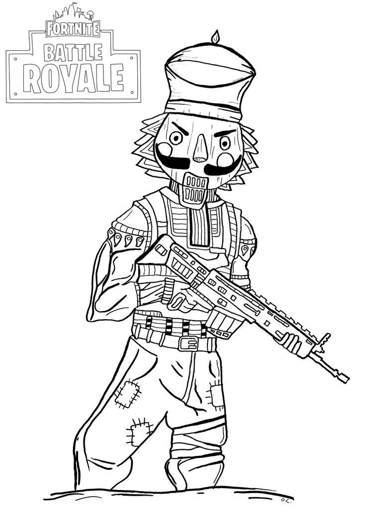 25 Fortnite Coloring Pages Dark Voyager In 2019 Coloring