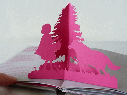 Laura Barrett - Heidelberg Pop-Up Book